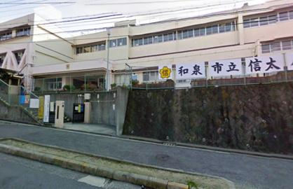 信太小学校の画像1