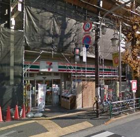 セブンイレブン文京向丘2丁目店の画像1