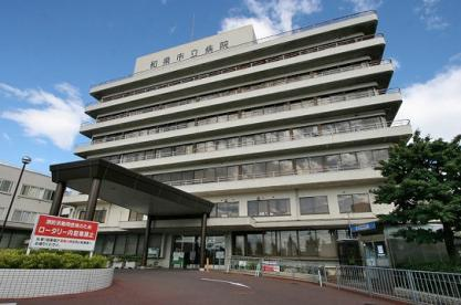 和泉市立病院の画像1