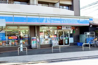 ローソン 府中多磨駅前店の画像1