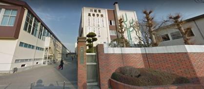 川越東高等学校の画像1