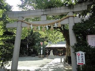 新田神社の画像2