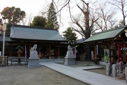 新田神社の画像3