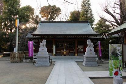 新田神社の画像4
