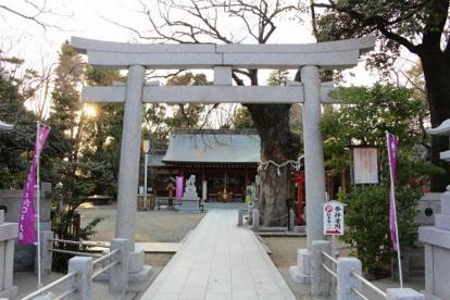 新田神社の画像5