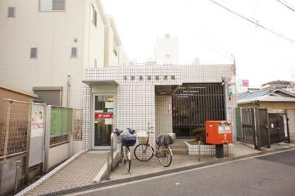 平野長原郵便局の画像1