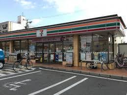 セブン−イレブン 大阪住道矢田5丁目店の画像1