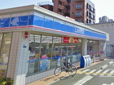 ローソン 矢田駅前店の画像1