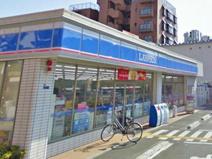 ローソンストア100 東住吉住道矢田店