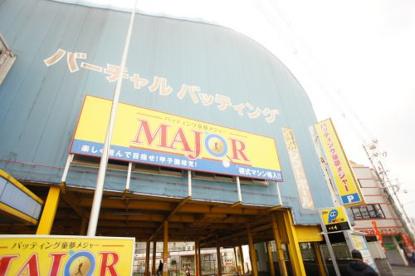 平野バッティングドームの画像1
