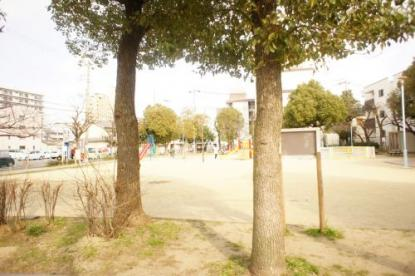 長吉瓜破3号公園の画像1