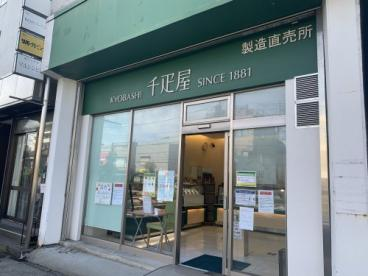 京橋千疋屋製造 直売所の画像1