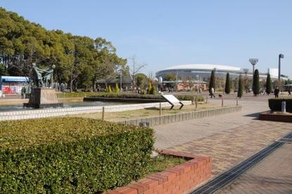 長居公園の画像1