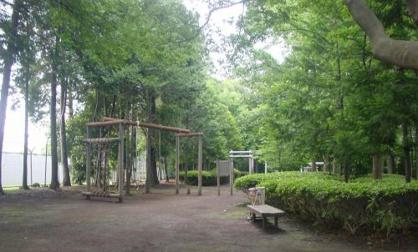 大和冒険の森フィールドアスレチックの画像1
