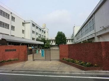 練馬区立三原台中学校の画像1