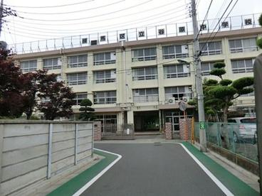 練馬区立谷原中学校の画像1
