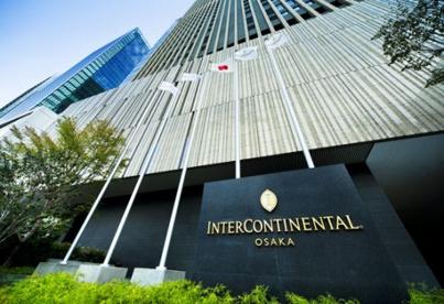 インターコンチネンタルホテル大阪の画像1