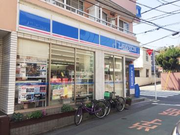 ローソン 新宿中井店の画像1