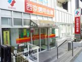 西京信用金庫 沼袋支店