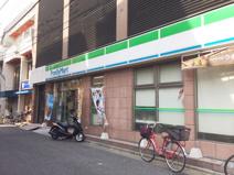 ファミリーマート新井薬師店