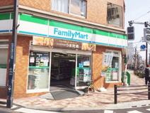 ファミリーマート・新井薬師店