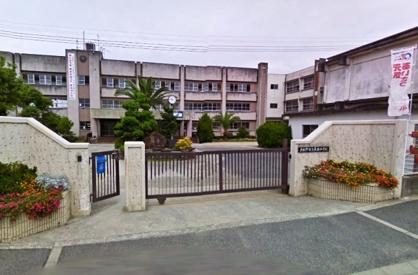 泉佐野市立長南中学校の画像1