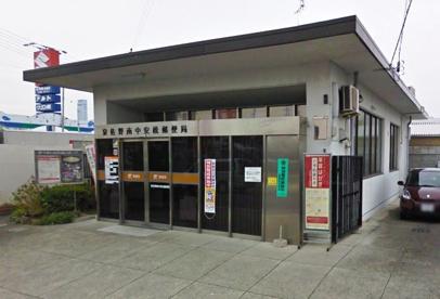 泉佐野南中安松郵便局の画像1