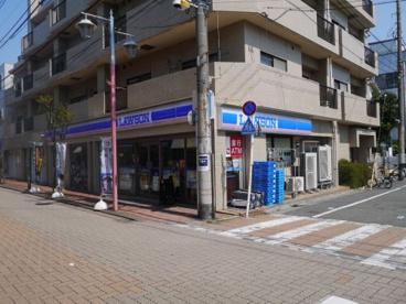 ローソン東矢口店の画像2