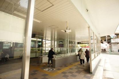 地下鉄谷町線 出戸駅の画像1