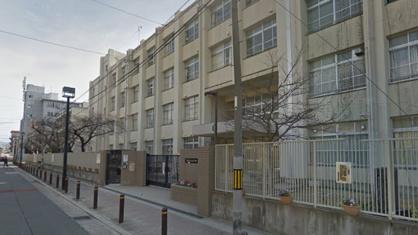 本庄中学校の画像1