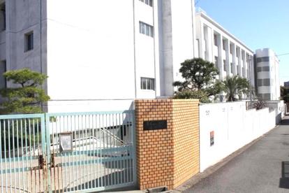 真田山小学校の画像1