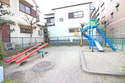 落合第二児童遊園の画像1