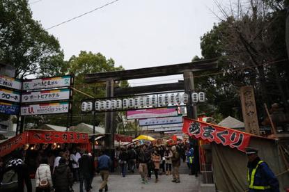 生田神社の画像2