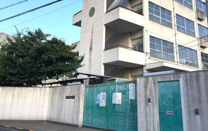 英田南小学校の画像1