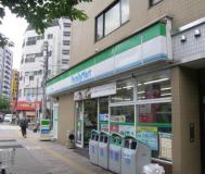 ファミリーマート・千束一丁目店