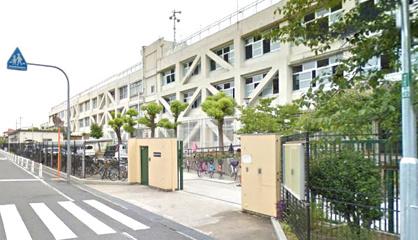 弥刀中学校の画像1