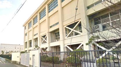 柏田中学校の画像1