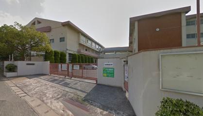 北九州市立二島中学校の画像1