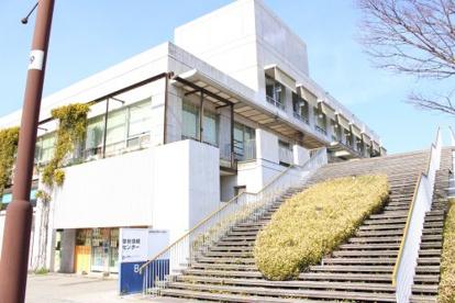 北九州学術研究都市学術情報センター 図書カウンターの画像1