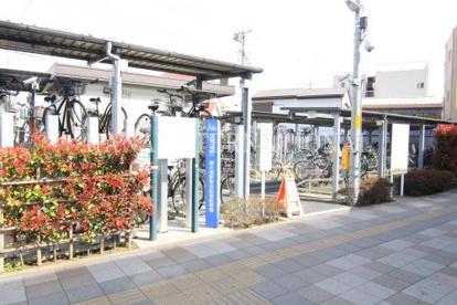 扇大橋駅東自転車駐車場の画像1
