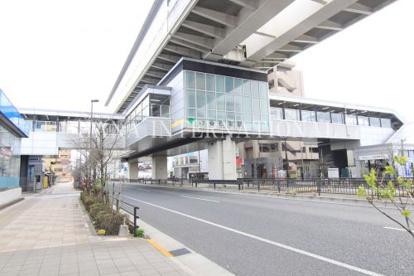 谷在家駅の画像1
