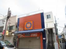 THE100 STORES 神楽坂店