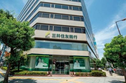 三井住友銀行 南森町支店の画像1