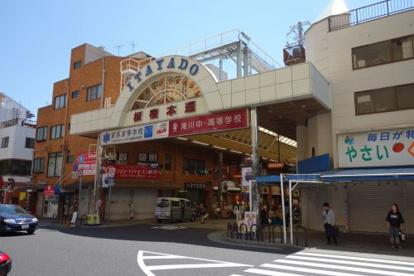 板宿商店街の画像2