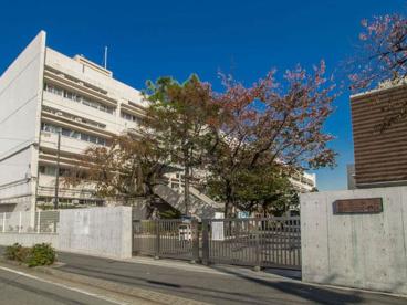 狛江市立狛江第二中学校の画像1