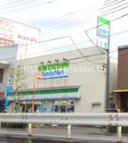 ファミリーマート足立谷中二丁目店