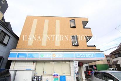 ローソン 足立佐野一丁目店の画像1