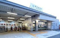 近鉄若江岩田駅