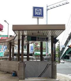 地下鉄深江橋駅の画像1