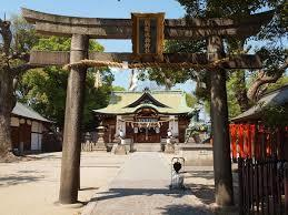 阿遅速雄神社の画像1